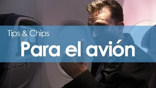 TIPS para el Avión - #TipsNChips @japonton