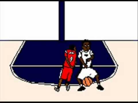 basketball cartoon 4