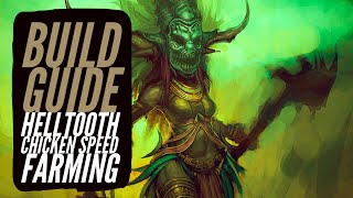 Diablo 3 - Witch Doctor Build Guide Helltooth Chicken Speed Farming