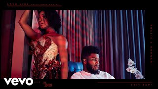 Download Khalid amp Normani  Love Lies ft Rick Ross Remix Audio MP3