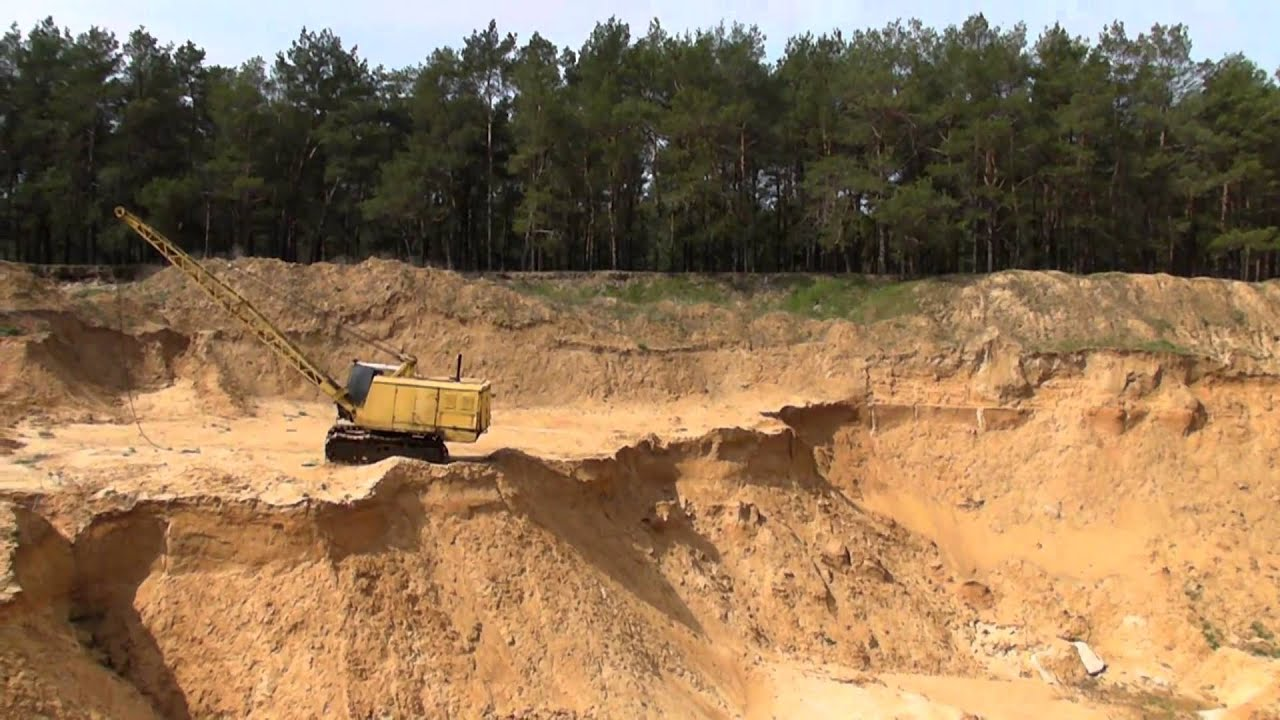 Что будет за незаконную добычу песка
