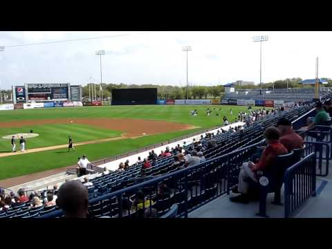 George Steinbrenner Field 2012 Yankees Spring Training