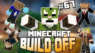 Minecraft Build Off #67 - SEIZOENEN!