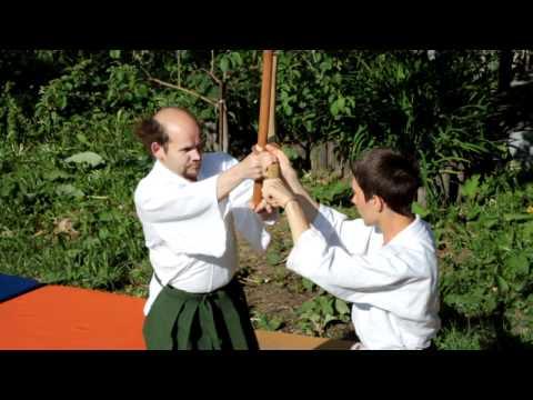 Бой самураев
