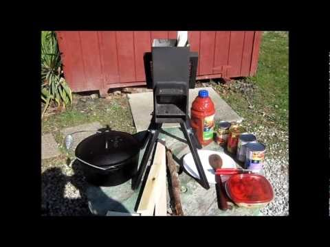 How to use the Deadwood Stove