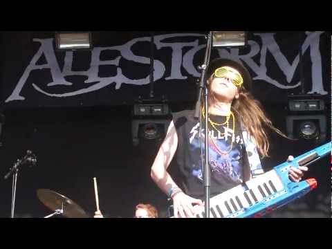 Alestorm - Shipwrecked - Zwarte Cross 2012