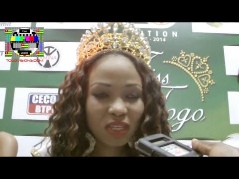 Mariana Tatiana Camara, Miss Togo 2014 répond à la polémique sur son age