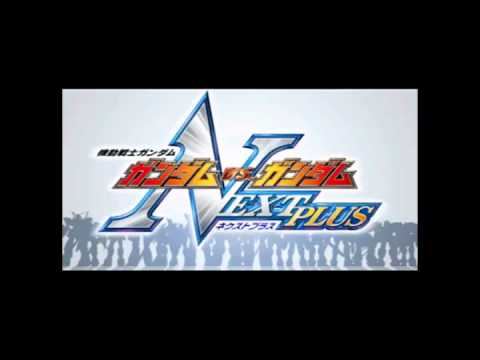 gundam vs gundam next plus OST - Track 13 (mobile suit select theme)