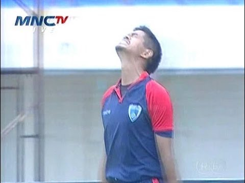 All Goals PBR vs Persija 2-2 ISL 17 Februari 2014