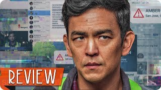 SEARCHING Kritik Review (2018)