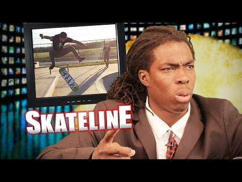 SKATELINE - Jack Fardell, Bam Margera, Tommy Fynn, Dolphin Flip Drop In, Sour Solution