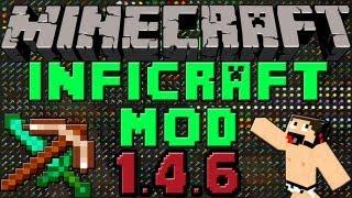 Minecraft mods: Descarga e Instala InfiCraft mod para Minecraft 1.4.5
