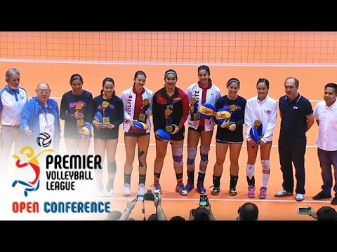 Womens Special Awards  PVL Open Conference 2018 Exclusive