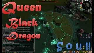 S o u ll - Hello Queen Black Dragon (Royal Frame Loot)