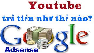 Cách nhận tiền từ Youtube #Google Adsense & #Network Youtube | Học kiếm tiền trên Youtube