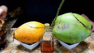 If you drink Coconut Water & honey daily, this will Happen to your body!