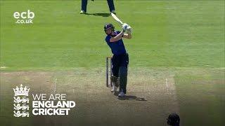 Joe Root 93 and Jos Buttler 70 off 45 balls - England batting