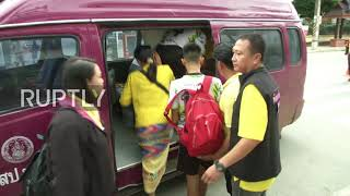 Thailand: Boys rescued from Tham Luang caves released from hospital in Chiang Rai