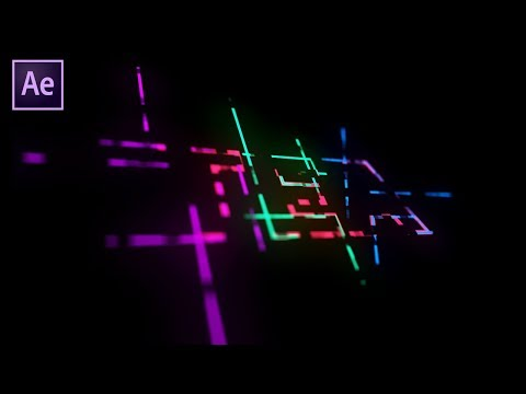 After Effects Tutorial: Glitch Text Animation in After Effects