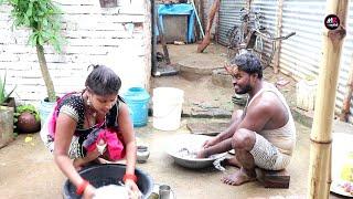 सावन में मुर्गा-मछली ना बनी, खाटी देहाती भोजपुरी कॉमेडी वीडियो  MR Bhojpuriya