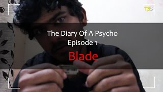 The Diary Of A Psycho - Episode 1 - Blade - Marathi Web Series (Found footage web series)
