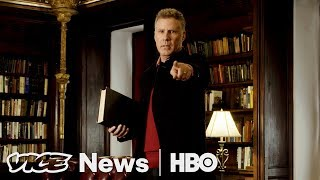 Will Ferrell Sets The Record Straight On Internet Rumors About Will Ferrell (HBO)