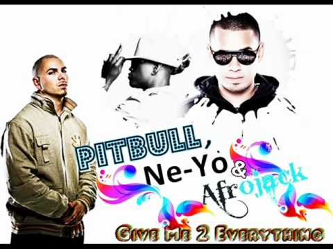 Pitbull, Ne-yo & Afrojack - Give Me 2 Everything (By DJMAGNUM) Music Videos