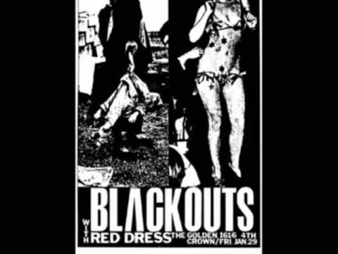 The Blackouts - Young Man   (Slideshow)   Post punk noise from 80's Seattle scene