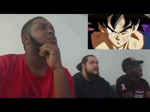Dragon Ball Super Episode 128 Live Reaction RELENTLESS VEGETA, GOKU DOES WHAT!?