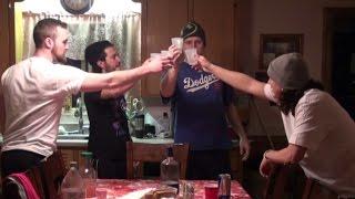 Flaming Hot Chili Birthday Shot Prank (WARNING- HILARIOUSLY ...