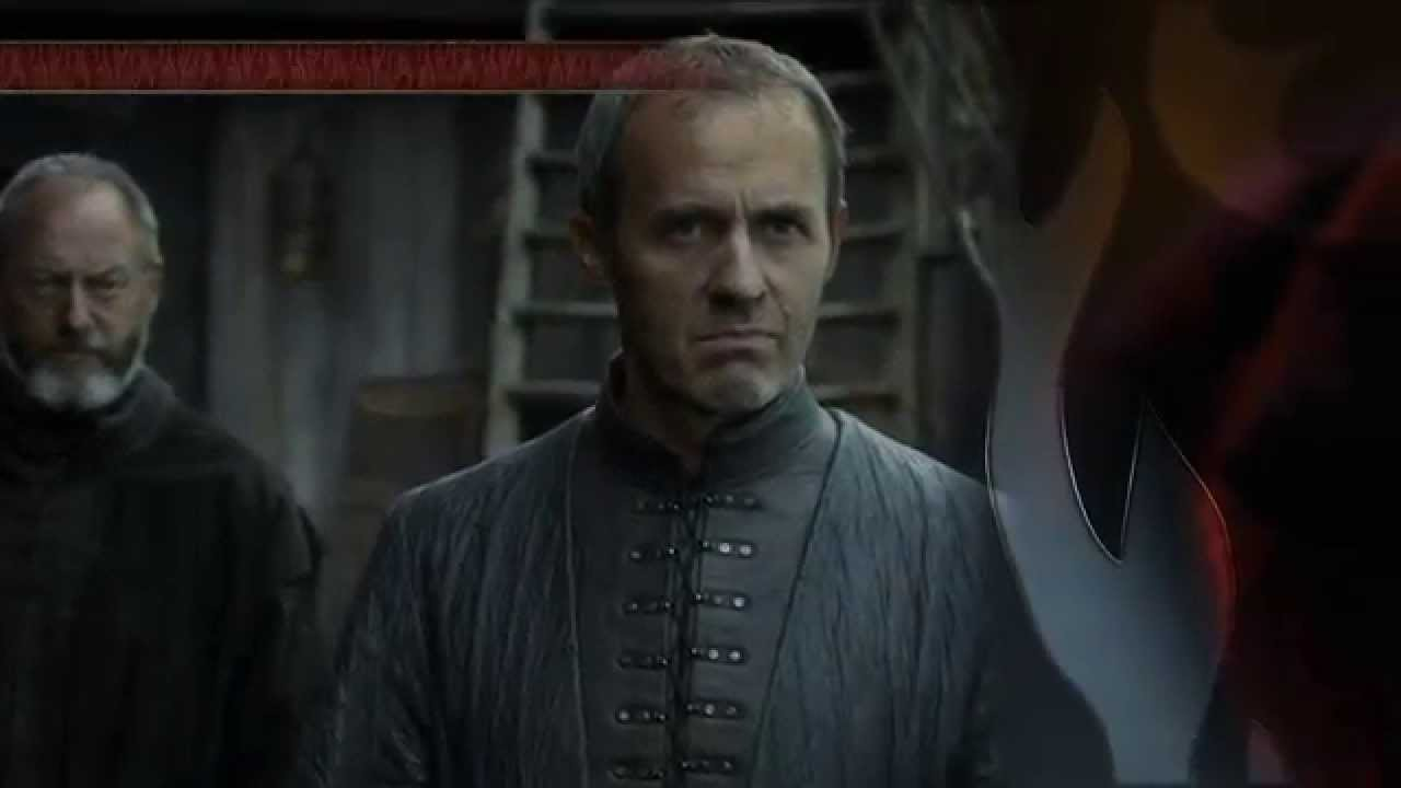 Menu Game of Thrones Game of Thrones Season 4