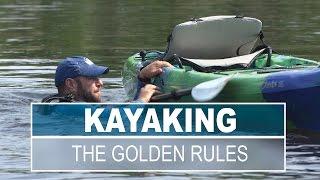 Golden Rules of Kayaking for Beginners