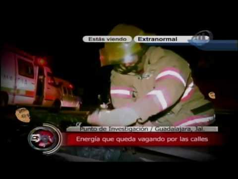 Extranormal El fantasmita del Hospital de Guadalajara