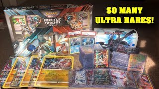 SEARCHING THROUGH THE RAREST POKEMON CARD COLLECTION OF KYUREM! *Tons of Ultra Rares*