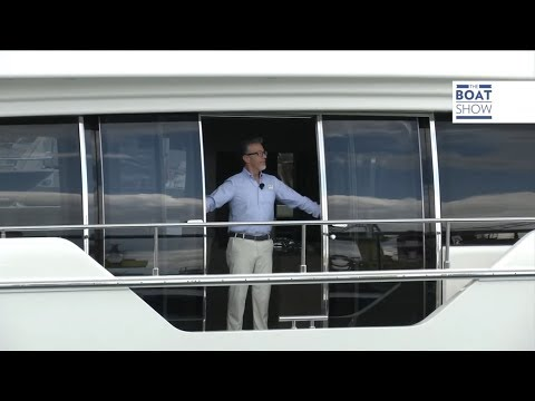 [ENG]  FERRETTI 960 - Yacht Tour and Review - The Boat Show