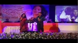 BHEEGI BHEEGI RAATON MEIN ( Ajanbee) - Kanchana Peiris