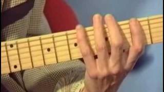 Riff et Note de Guitare Rockabilly