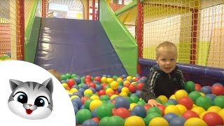 Cool Children's Play Center | Ball Pool | Kids Fun Playground baby toys funny