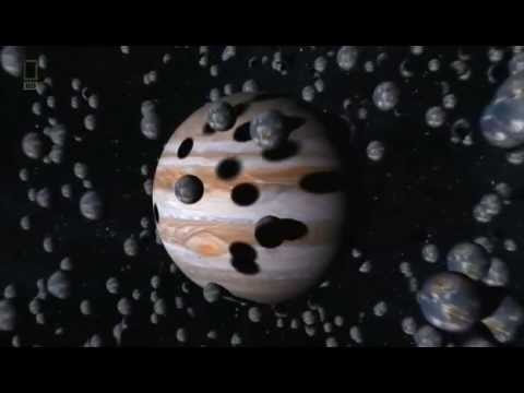National Geographic Journey to the Planets 2 of 6 Jupiter