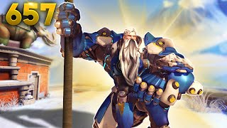 Rein Is Too Old For THIS!! | Overwatch Daily Moments Ep.657 (Funny and Random Moments)