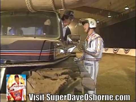 Super Dave Bull Monster Truck Skit!
