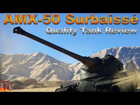 WT || AMX-50 Surbaissé - Tank Review (of 19 Shot Autoloader) thumbnail