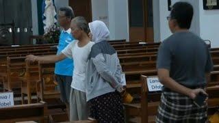 Cerita Jirhas Rani, Warga yang Ikut Bersihkan Gereja Lidwina