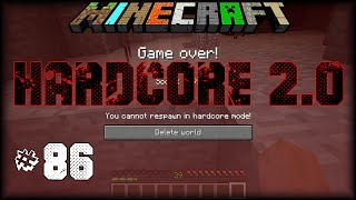 Minecraft Hardcore 2.0   FTB: Monster   #86 RED IN THE CHEEKS