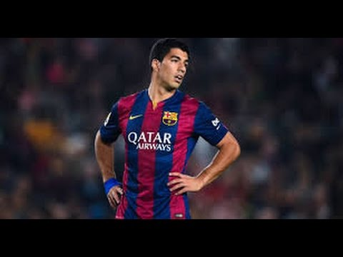 Luis Suarez vs Ajax Individual Highlights Ajax 0 Vs 2 Barcelona 06/11/2014
