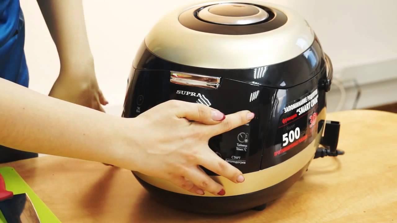 Рецепты для 5201 мультиварки супра