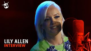 Lily Allen on the value of her popularity