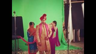 Shakti Serial On Shoot Leaked Video