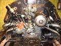 Motor Volkswagen 1600 Air Cooler Armado De Motor Vocho image