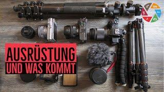 Meine Ausrüstung für 2019: Bekenntnis zum Canon EOS M System